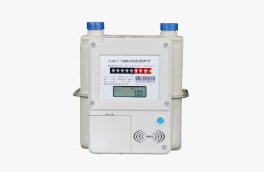 智能电子温压修正膜式燃气表