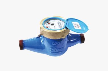 旋翼液封机械水表